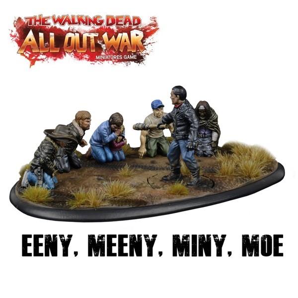 The Walking Dead: Eeny Meeny Miny Moe