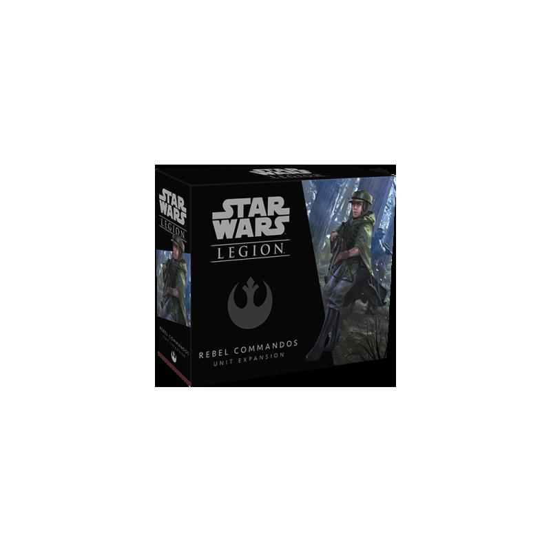 Star Wars Legion – Rebel Commandos Unit