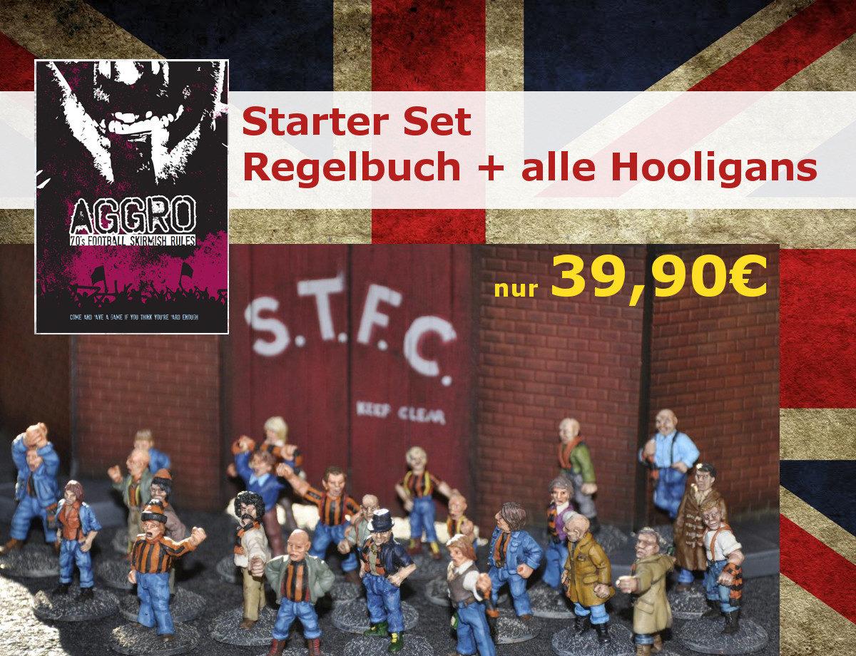 AGGRO Starter (inkl. aller Hools)